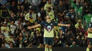 El gol de Guido Rodríguez fue el último del Ap 2017 dentro de la...