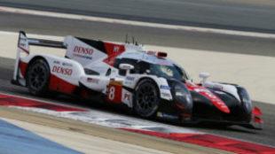 Toyota, en la jornada de test de novatos en Bahréin
