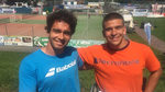 Caverzaschi y De la Puente se clasifican por primera vez para el Masters de dobles de tenis en silla