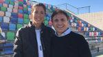 Garbiñe Muguruza y José Mota preparan el especial de Nochevieja