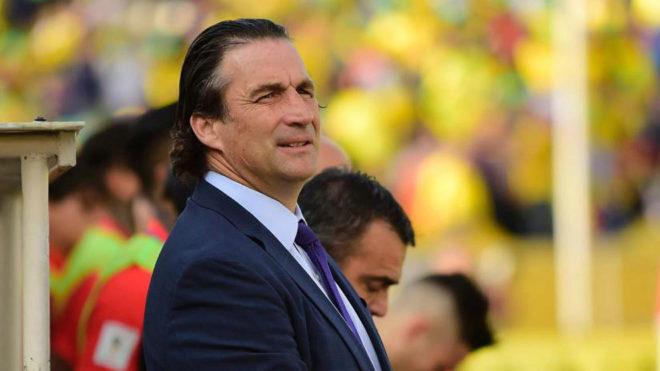 Pizzi, en su etapa con la selección de Chile