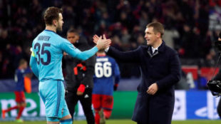Igor Akinfeev keeps his first Champions League clean sheet after 11 years