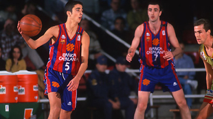 Juan Carlos Navarro en su debut