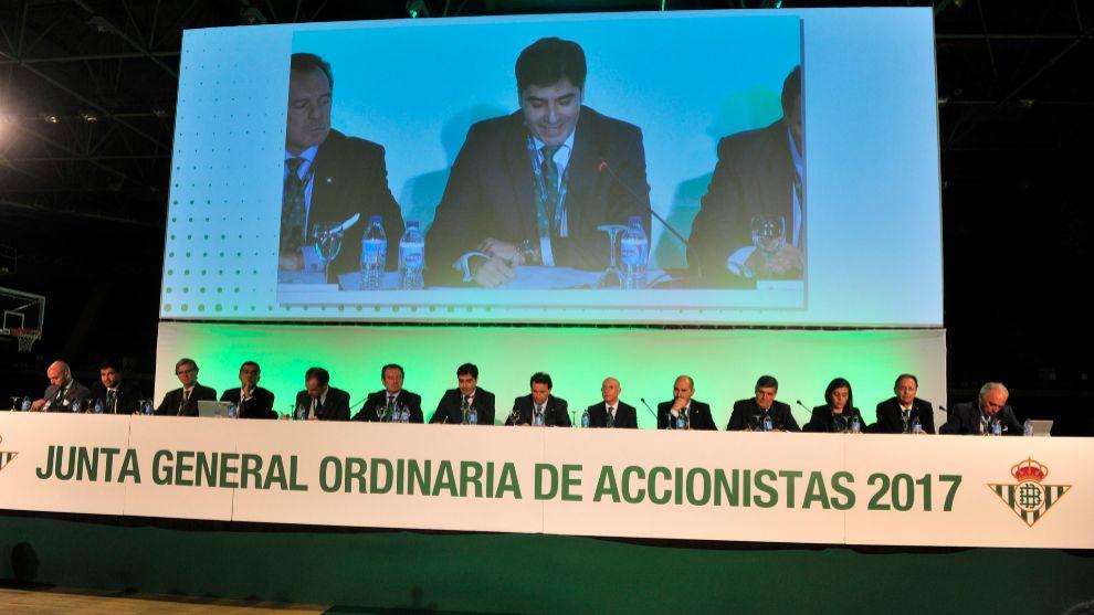 Consejo de Administración del Betis