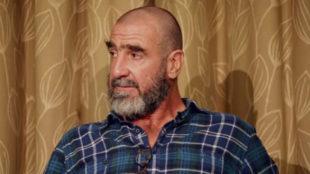 Cantona, durante la entrevista concedida a FullTimeDEVILS