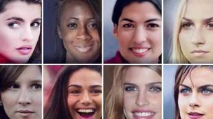 Viral sensation: Football stars as they would look as women