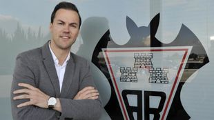 Víctor Varela, consejero delegado del 'Alba', en las...