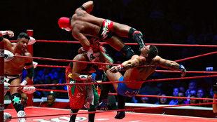 Pelea de Lucha Libre