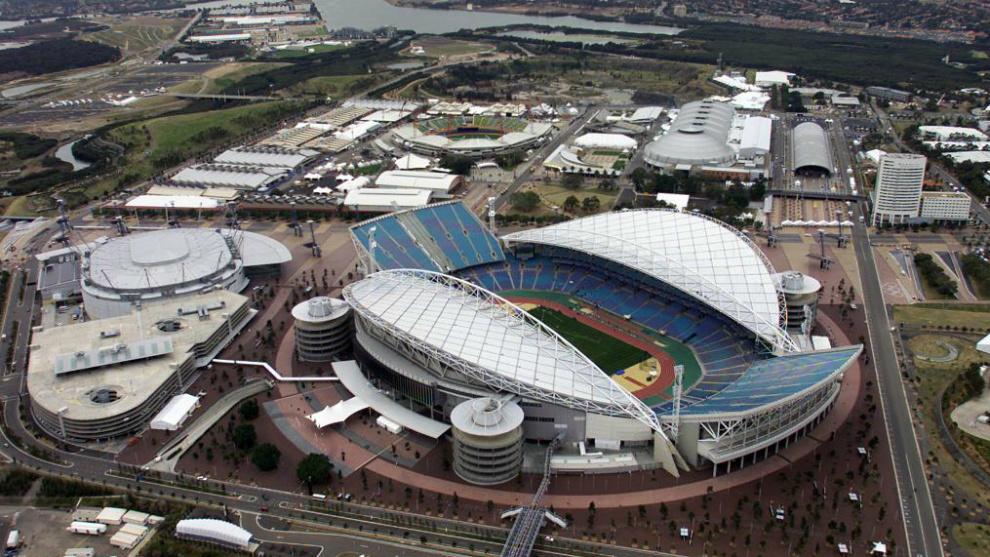 Complejo olímpico de Sidney