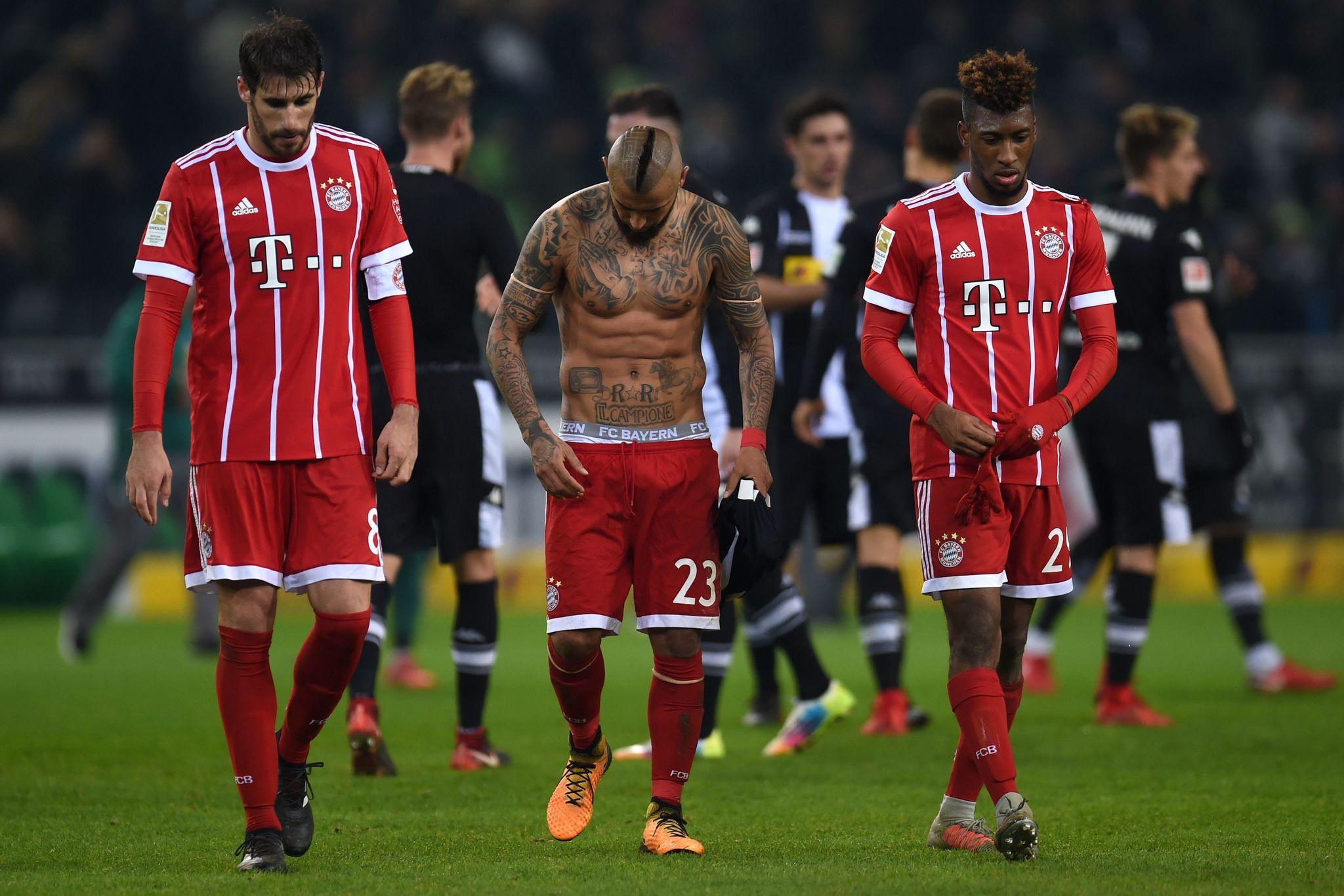 Bundesliga: Primer pinchazo del Bayern de Heynckes   Marca.com