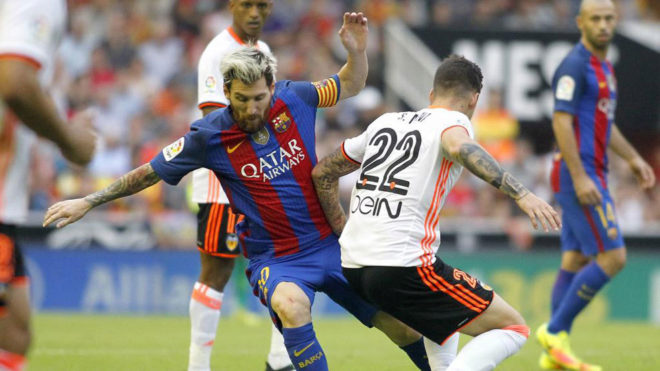 valencia vs barcelona barcelona 39 s clash with valencia
