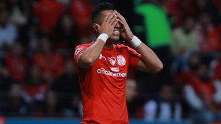 El Toluca fue el peor ejecutando desde los once pasos; falló todos...
