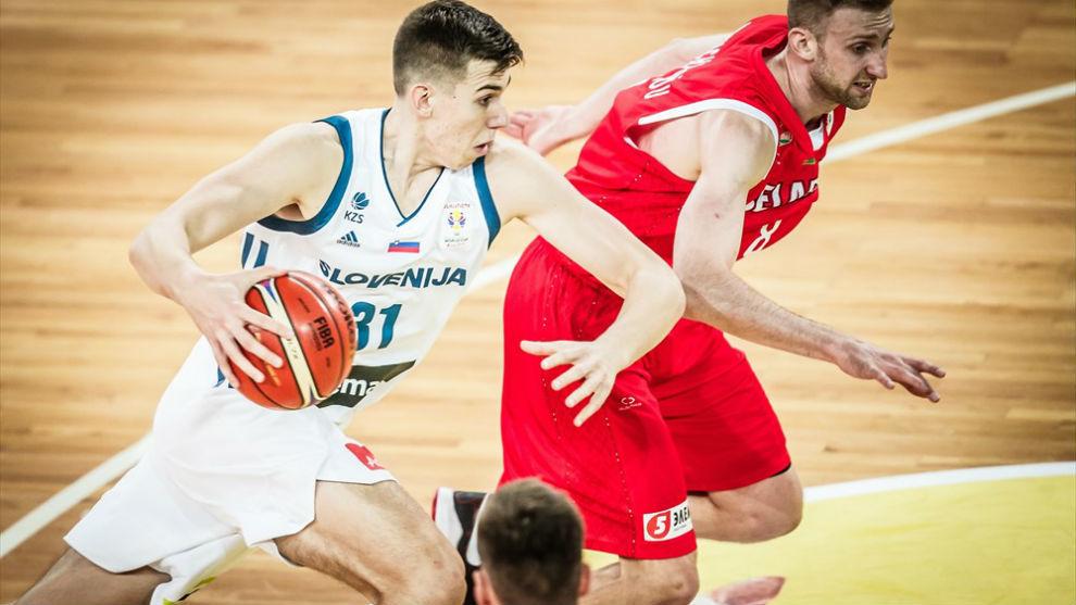 Cancar en el primer partido de las 'Ventanas' FIBA contra Bielorrusia