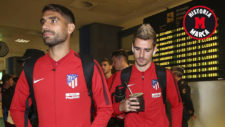 Atletico Madrid dropped into Valencia for just 11 hours... and three points