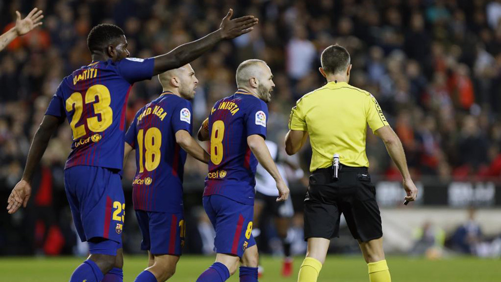 FC Barcelona  Iniesta