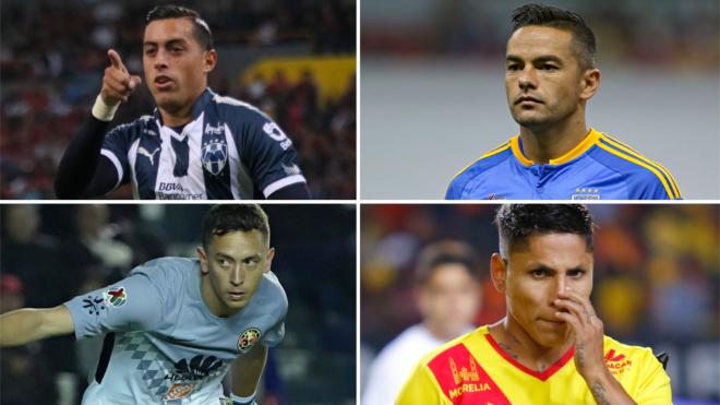 Los mejores de los cuartos de final del Apertura 2017.