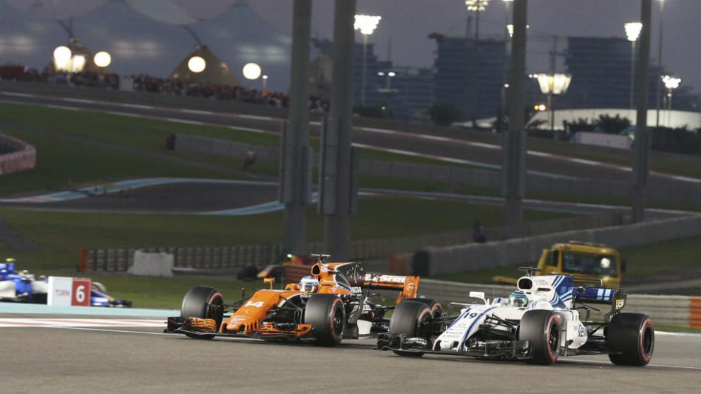 """Duelo con Alonso para despedir a Massa: """"15 años compartiendo pista y..."""