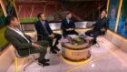 Ferdinand, Lampard y Gerrard, en BT Sports