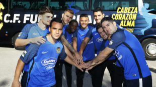 Fuenlabrada will use heart, head and soul to try and beat Real