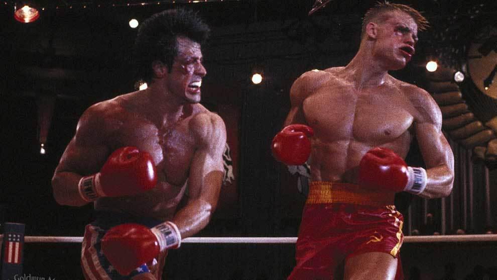 El 27 de noviembre de 1985 se estrenaba Rocky IV, la película en la...