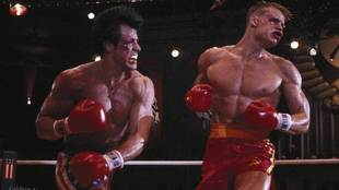 El 27 de noviembre de 1985 se estrenaba Rocky IV, la pel�cula en la...