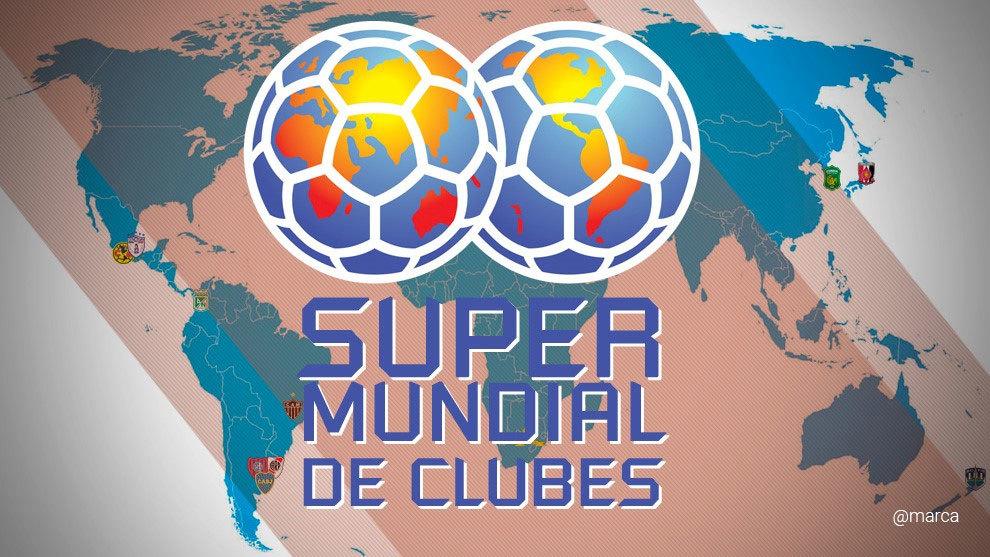 Así quedaría el nuevo 'Súper Mundial de Clubes' de la FIFA