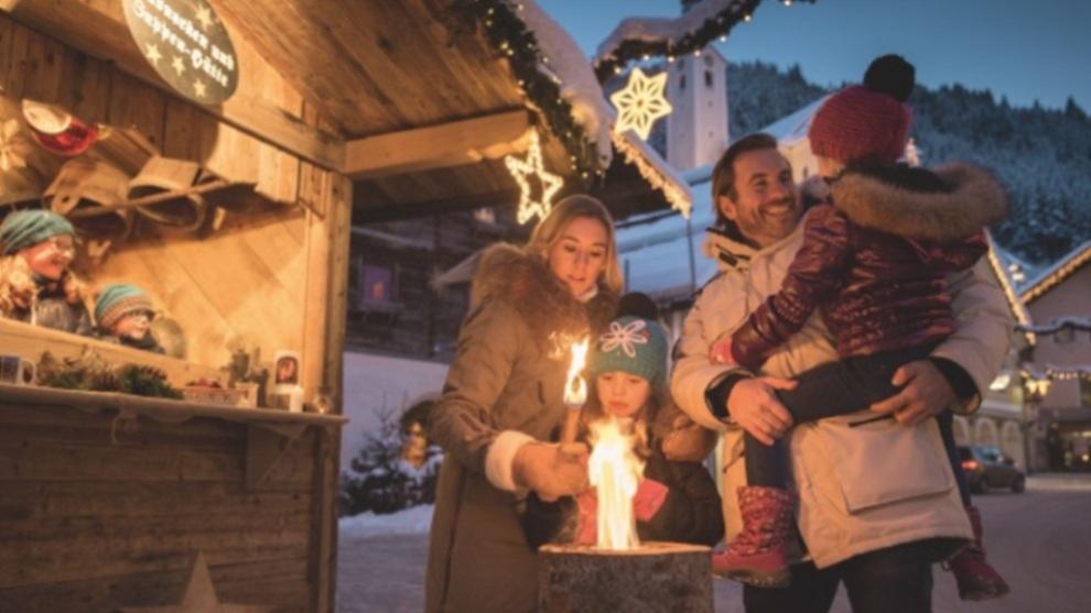 El viaje al país de la nieve incluye además una visita guiada a la...
