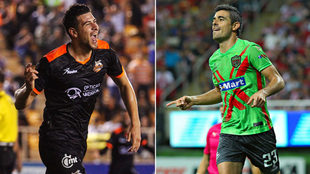 Madrigal y Prieto, dos referentes en el ataque.