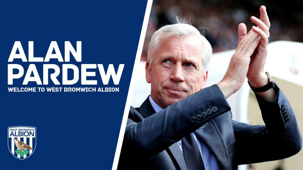 Alan Pardew nuevo entrenador del West Brom