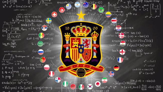 Del grupo más probable al menos probable para España