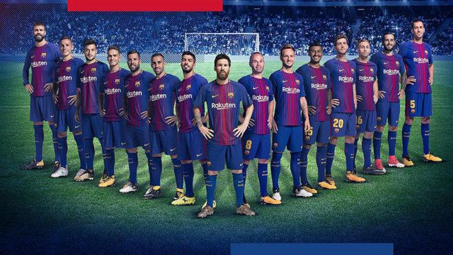Fc Barcelona El Barça Presume De Sus 15 Goleadores Cuántos