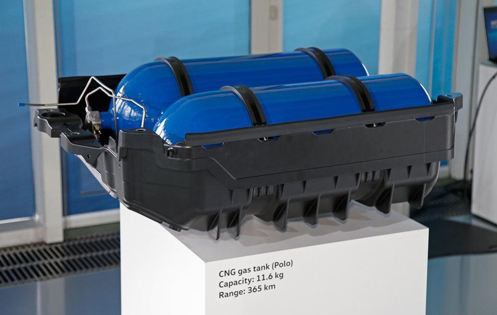 Volkswagen trabaja en motores de gas natural monovolantes