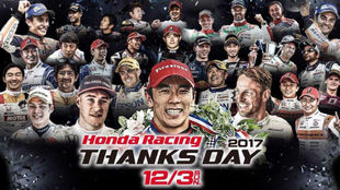 La reunión final de Honda en Motegi
