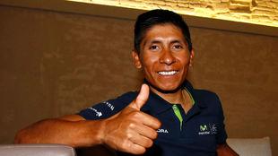 Nairo Quintana estrenar� temporada 2018 en su pa�s.