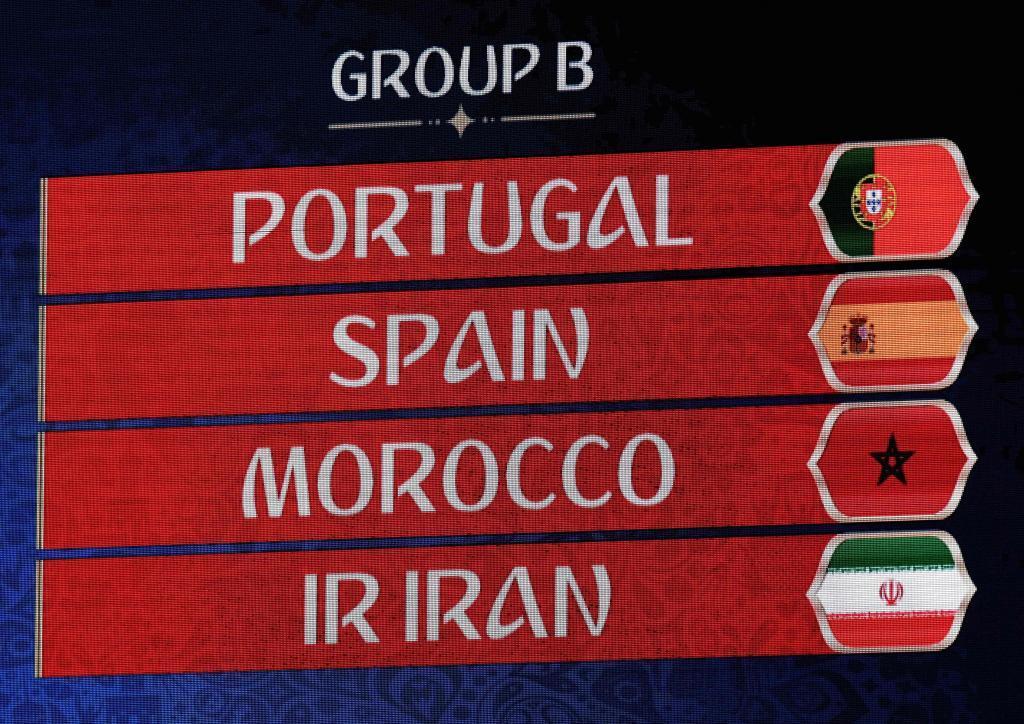 mundial 2018 rusia espa 241 a en el grupo b se medir 225 a