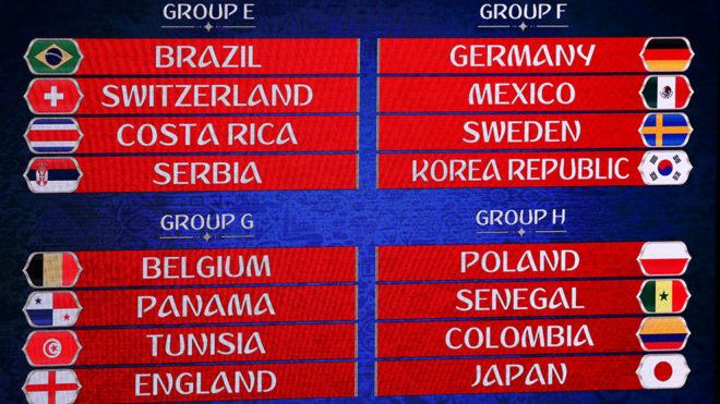 mundial 2018 sorteo mundial 2018 rusia as 237 queda la fase