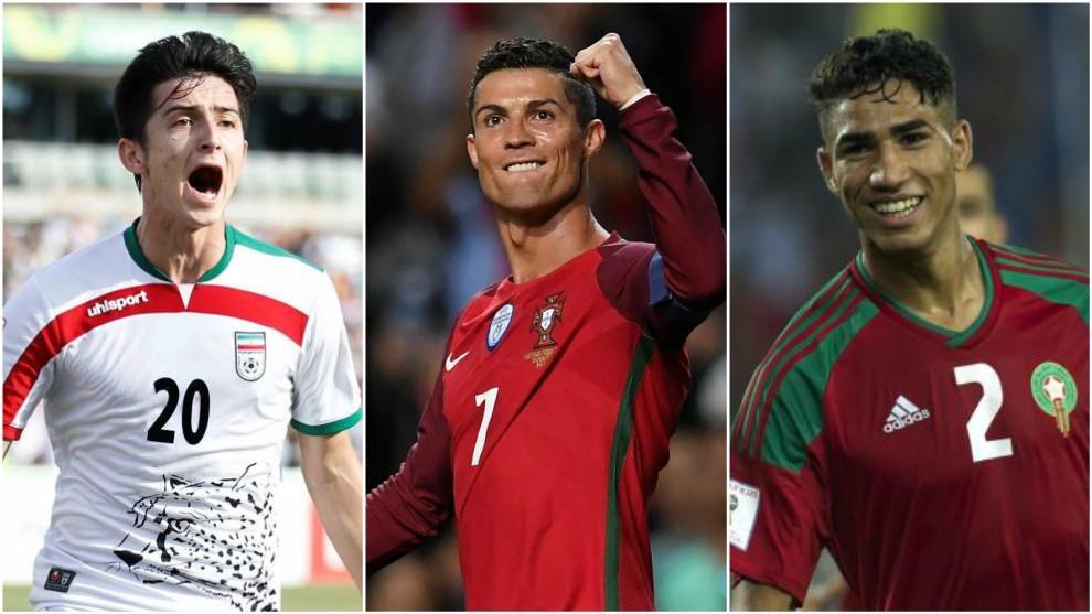 portugal vs morocco - photo #32