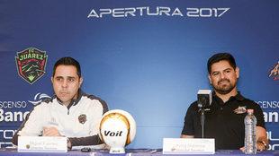 Ambos entrenadores hablaron previo a la final del Ascenso MX