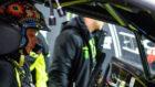 Rossi, en el Rally Show de Monza