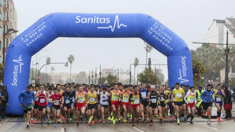 Salida de la SMRS Valencia 2016.