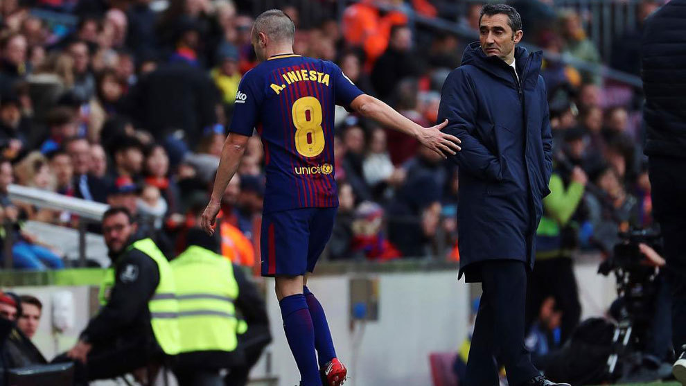 Andres Iniesta to miss Champions League match against Sporting Lisbon
