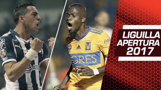 Todo lo que necesitas saber sobre la final del Apertura 2017 entre Tigres y Monterrey