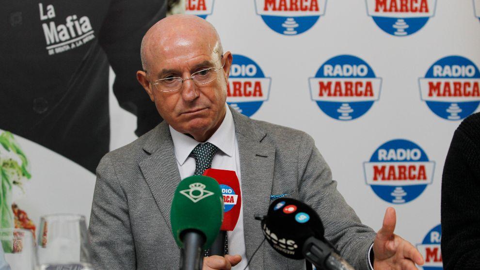 Serra Ferrer, en Radio MARCA