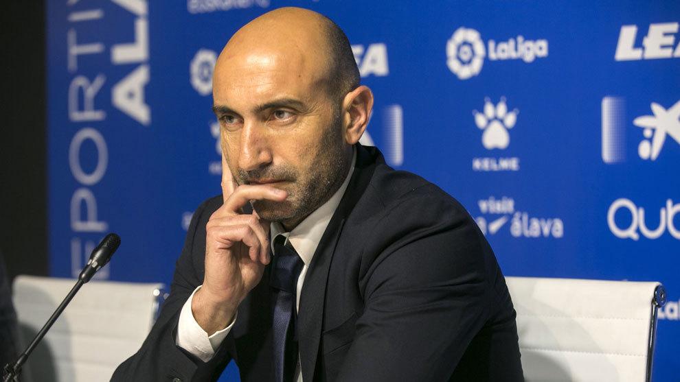 Abelardo, en conferencia de prensa
