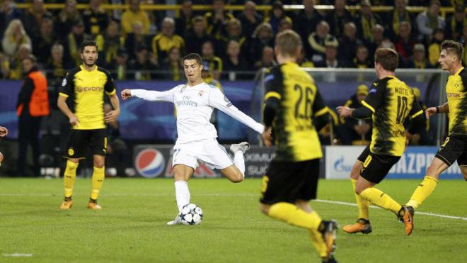 Real Madrid vs Borussia Dortmund - Champions en el Bernabéu