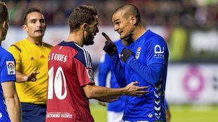 Torres y Peña, en la temporada 15/16.