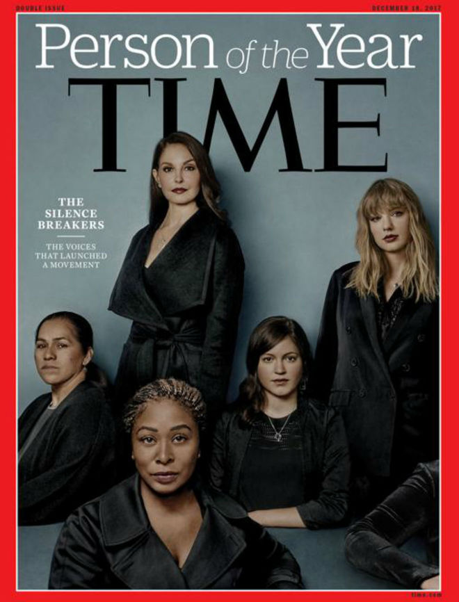 'Persona del Año' para la revista Time
