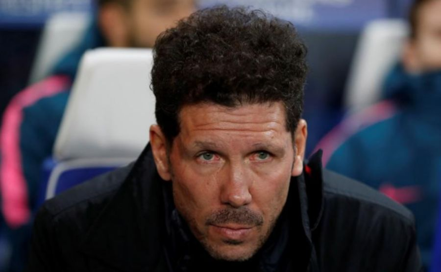 Simeone en Stamford Bridge