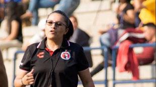 Fabiola Vargas confía en tener mejores resultados el próximo torneo.