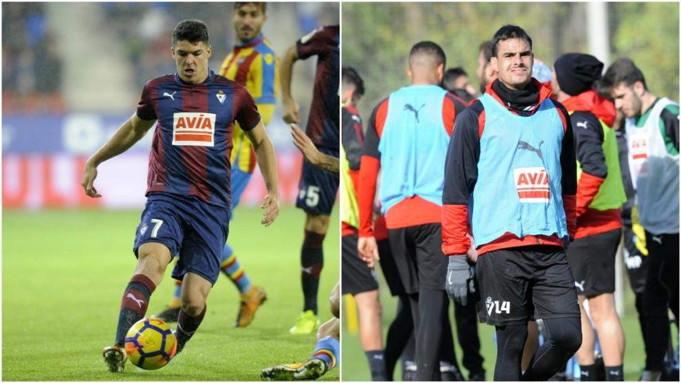 Ander Capa y Dani García.